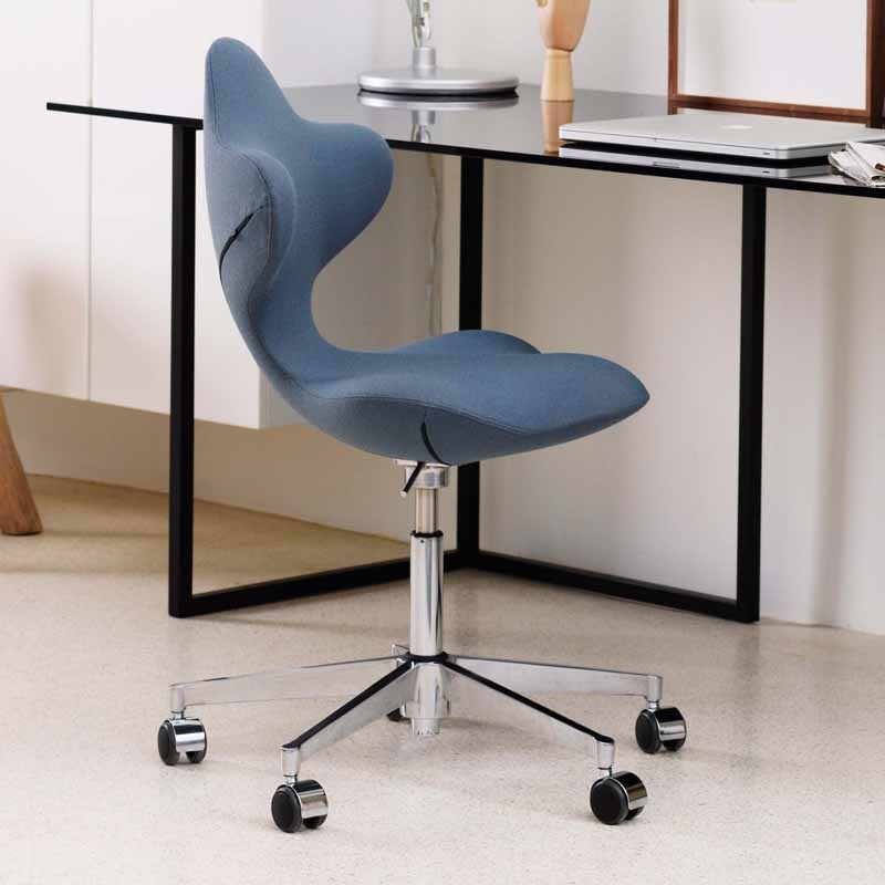 Immagini arredamenti sedie poltrone ergonomiche leggio - Sedia stokke ikea ...
