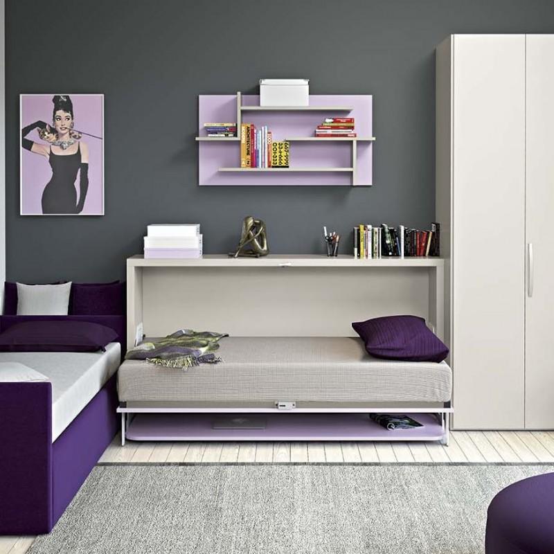 Zona notte materassi letti camere da letto arredi - Camere da letto singole moderne ...