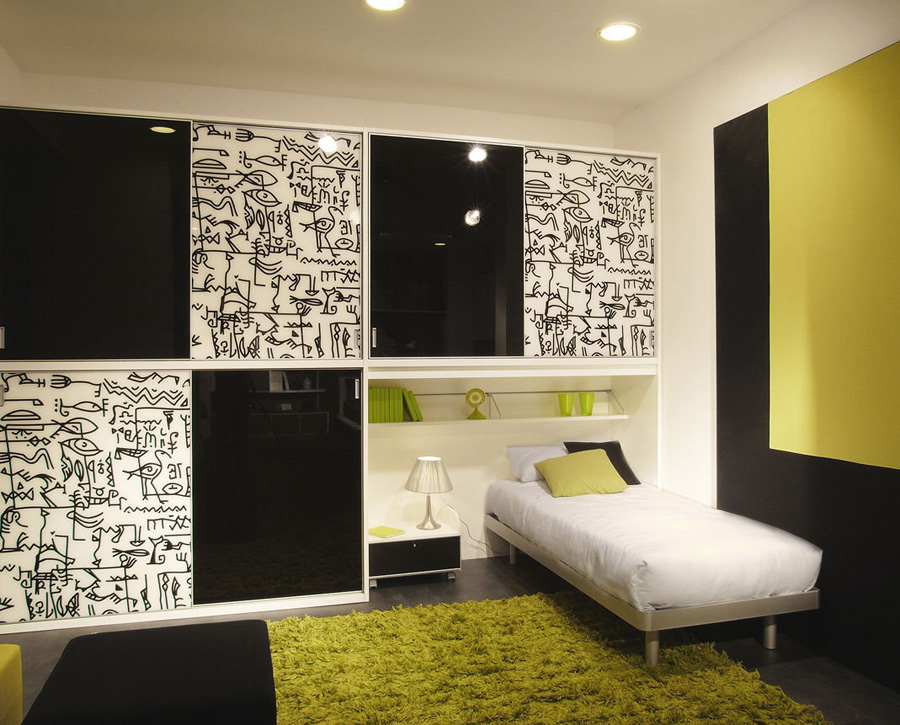 Zona notte materassi letti camere da letto arredi for Ferrara arredamenti